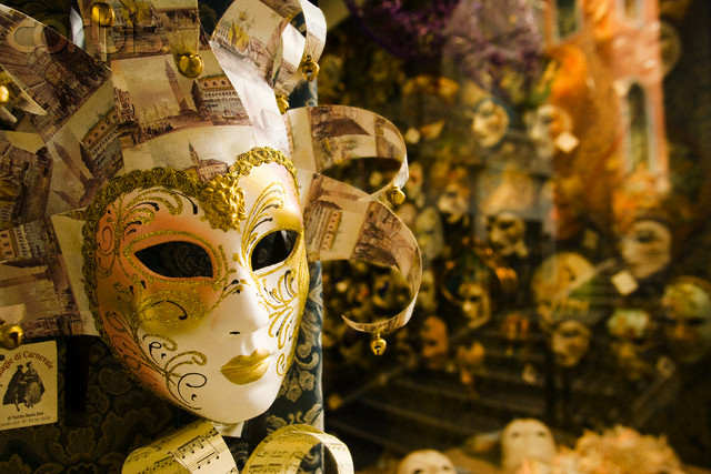 12 Jun 2007, Venice, Italy --- Traditional Masks For Sale in Venice --- Image by © Atlantide Phototravel/Corbis